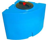 Емкость U 100 л УГЛОВАЯ  Гранд Пласт  В- 330 мм Длинна стороны угла – 670мм  (д.г 240мм)