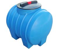 Емкость G 150 горизонтальная Гранд Пласт Д-720мм, Ш- 580мм, В-620мм (д.г. 285 мм)