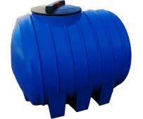 Емкость G 350 горизонтальная Гранд Пласт Д-910мм, Ш- 720мм, В-720мм (д.г. 285 мм)