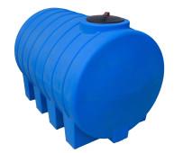 Емкость G 1500 горизонтальная Гранд Пласт Д-1670мм, Ш- 1100мм, В-1200мм (д.г. 285 мм)
