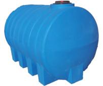 Емкость G 3000 горизонтальная Гранд Пласт Д-2140мм Ш-1430мм В-1500мм (д.г. 285 мм)