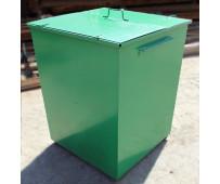 Металлический контейнер для ТБО 750л
