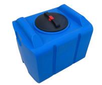 Емкость SK 200 л прямоугольная Гранд Пласт Д-780мм Ш-620мм В-620мм (д.г.285 мм)