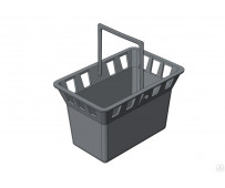 Корзина для дождеприемника Gidrolica Point 30.30 - пластиковая
