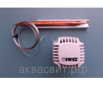 Головка  термо  HERZ   с накл. датчиком