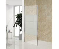 Боковая стенка Matt csik, 80 см, для комплектации с дверями 599-150, 599-164