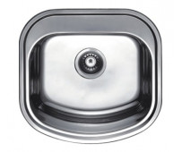 HB S4749 Кухонная мойка матовая 490х470х180мм