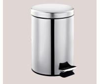 Ведро для мусора 3 литров S-0701 17*24*21 см