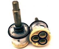 Картридж для гидробокса на 3 отверстия и 2 режима № 321-2 высота ножки 54мм