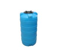 Емкость V 990 л вертикальная синяя д.740\2560