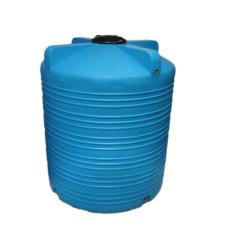 Емкость V 5000 л вертикальная синяя д.1950\2010