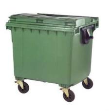 Контейнер мусорный 1100 л на колесах облегченный