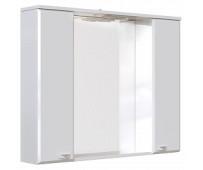Зеркальный шкаф Sanstar Cristal 100